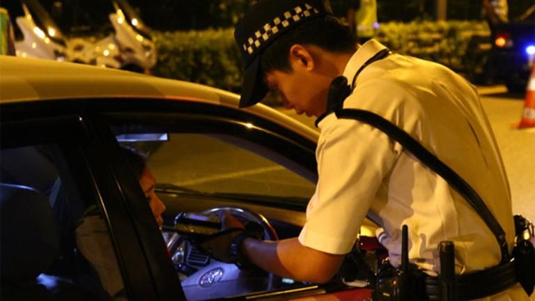 singapore-traffic-police